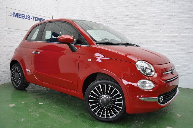 Fiat 500 nieuw model garage meeus for Garage fiat 94